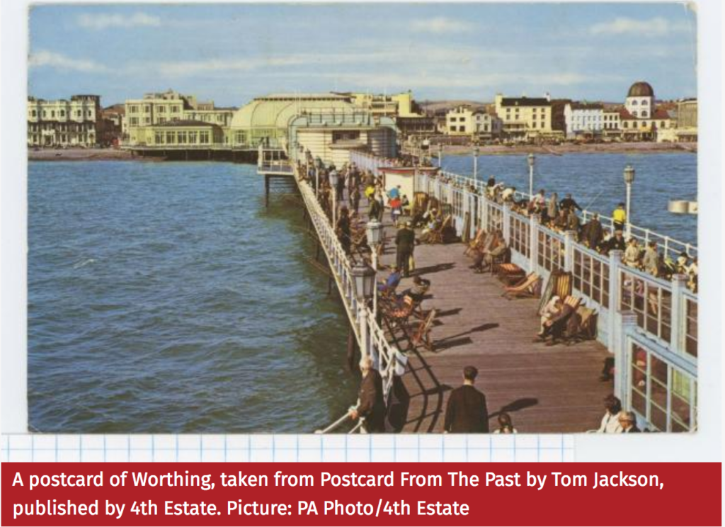 Postcard From the Past, PostcardFromthePast, podcastfromthepast, Podcast from the Past, Tom Jackson, TomJackson, Twitter