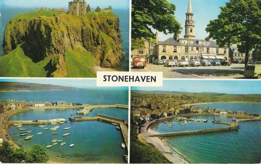 Postcard from the past Past Postcard episode 4 podcast from the past GARY KEMP SPANDAU BALLET BIBI LYNCH Tom Jackson Stonehaven