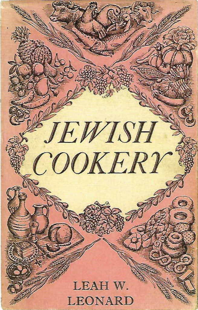 Podcast from the Past, postcard episode 6, Tom Jackson, postcard from the past, Viv Groskop, Jewish cookery Penguin books