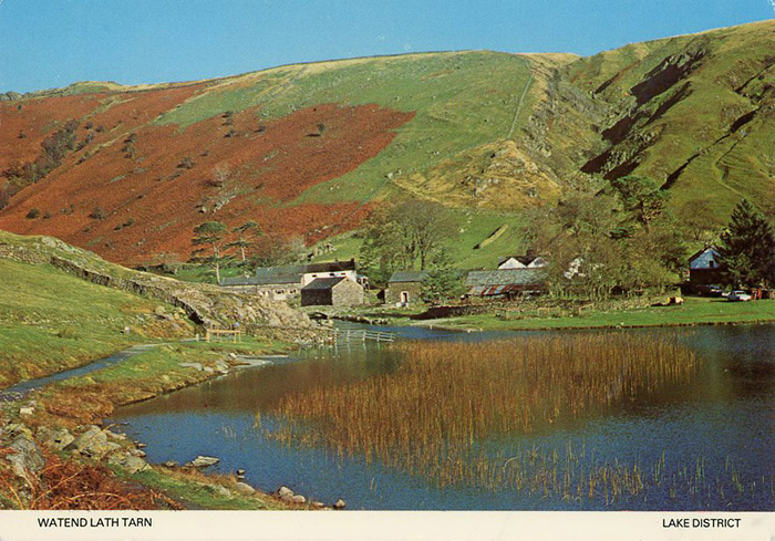 Podcast from the Past, Tom Jackson, The Lake District, Past Postcard, MARK WATSON, TIMANDRA HARKNESS
